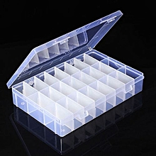 24 Value Electronic Components Storage Assortment Box