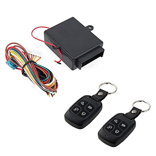 Generic Car Remote Central Kit Door Lock Keyless Entry System With