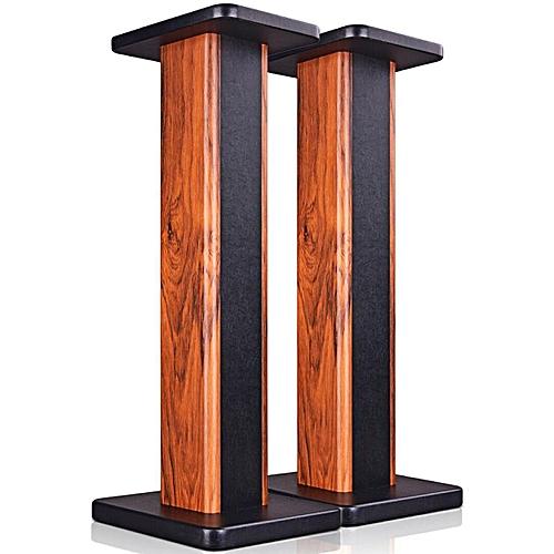 Home Theatre Bookshelf Hi Fi Speaker Stands 90cm Height S008