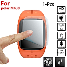 1Pcs Screen Protector TPU Membrane For Polar M430 Protective Sports Smart Watch