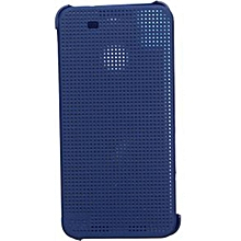 Dot View Case for HTC Desire 10 pro - Blue