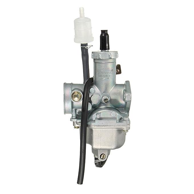 carburetor w/ air fuel filter honda atv trx250 trx250x trx250ex carb