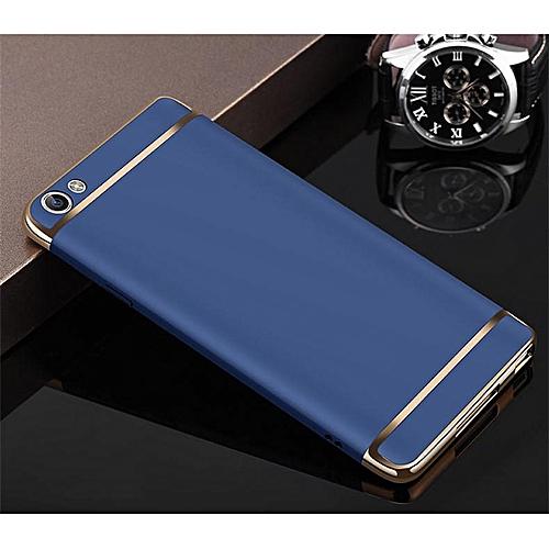 best authentic 440a5 2b517 For Vivo V5S Cover 3 In1 Full Protection Ultra Slim Hard Matte Phone Case  Shockproof Plating Luxury Frame Casing For VIVO V5s Housing Shell 270960 ...