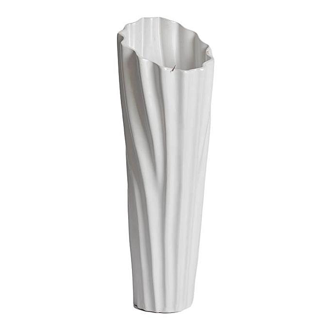 sirocco ceramic vase large white best price jumia kenya