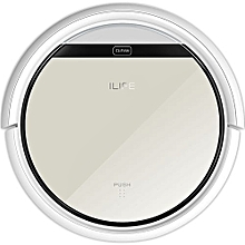 ilife V5 Intelligent Robotic Vacuum Cleaner LCD Touch Screen Self-charge Ultimate Filter Sensor RC Robot Aspirador