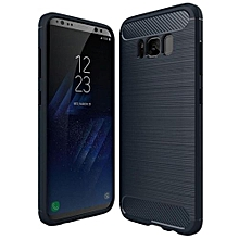 "For Samsung Galaxy S8 5.8"" Inch Case Shockproof Bumper Soft Silicone Cover (Color:c0)"