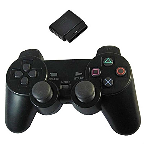 Generic New style 2.4G Wireless game gamepad joystick for PS2 controller playstation 2 console dualshock gaming joypad for PS play station 2 @ Best Price ...
