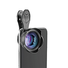 Apexel APL-65MM 3X 65mm HD SLR Telescope Portrait Bokeh Lens for Mobile Phone Tablet Photography