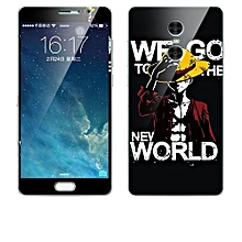 "Luxury 3D Painting Front+Back Full Case Cover Color Tempered Glass Case For Xiaomi Redmi Pro 5.5"" Inch Screen Protector Film (Color-9)"