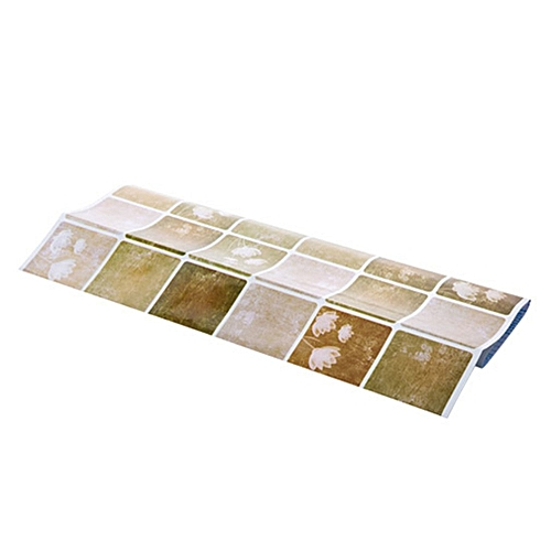 Buy Kokobuy Waterproof Aluminum Foil Oil Stickers High-temperature ...