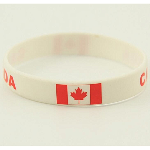 Band Bracelets Wristband Souvenir Unise fan Accessories Football Silicone  Cheerleading supplies dropshipping(Canada)