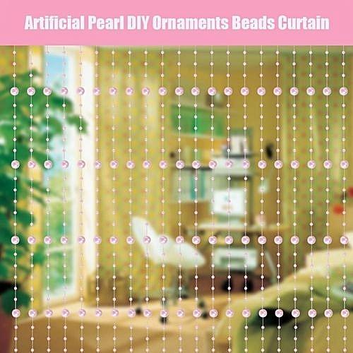 Buy Universal 60m Roll Diy Artificial Pearl Ornaments Beads Wedding