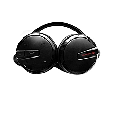VB-503BK - Strider Sports Bluetooth Headphone with Arm Pouch - Black