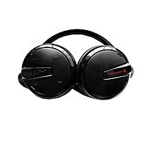 VB-503BK - Strider Sports Bluetooth Headphone with Arm Pouch - Black