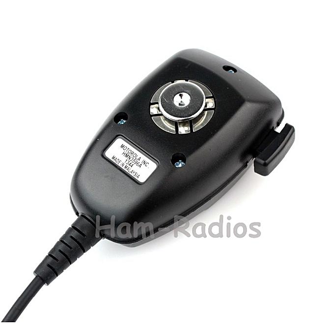 8-pin Speaker Mic two way radio Hand Microphone For Motorola Walkie Talkie  GM300 GM338 CDM750 GM950 Car Mobile Radio HMN3596A ObeyQ