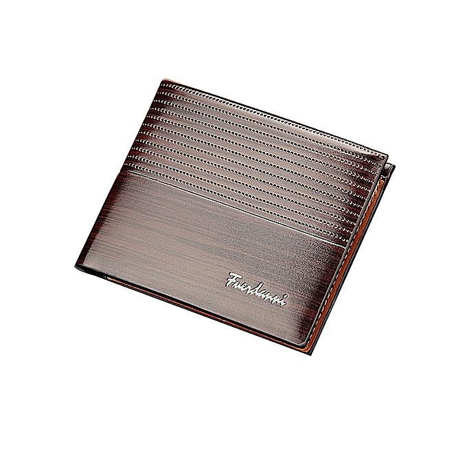 788e057d3691 Fuerdanni Wallet-Coffee Brown