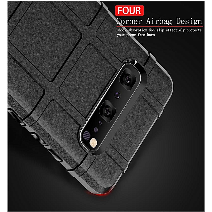 Rugged Shield Silicone Full Cover Case for Samsung Galaxy S10 5G 6 7