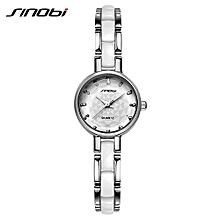 fashion women watches 2017 luxury brand bracelet strap top quality waterproof silver quartz watch woman wristwatches