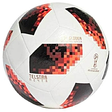2018 Russia World Cup Football Soccer ball PU Size 5 + Gas Needles And Inflator