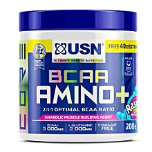BCAA Amino + 160g - Blueberry Rascals 30 Servings