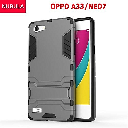 wholesale dealer 82598 23ac9 360 Degrees Ultra-thin Hard Back Cover For OPPO A33 / NEO 7 Detachable 2 In  1 Hybrid Armor Shell Case Dual-Layer Full Protective Shockproof Case ...