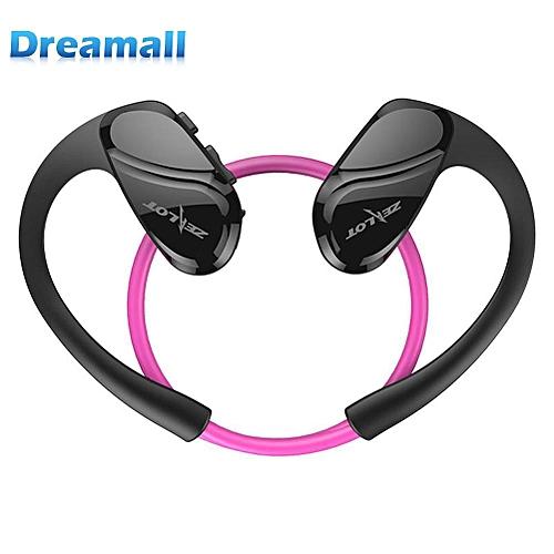 01df879cf4038f Zealot Zealot H6 Wireless Bluetooth Headphones Stereo Bass Sport Headset w/ Mic (Purple) XJMALL