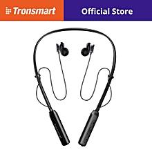 Tronsmart Encore S2 Bluetooth 4.1 Headphone Sports Sweatproof Earphones with Built in Mic, up to 12 hours QTG-W