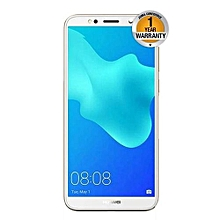 "Y5 Prime 2018, 5.45"", 16GB, 2GB RAM, 13MP Camera, (Dual SIM) Gold."